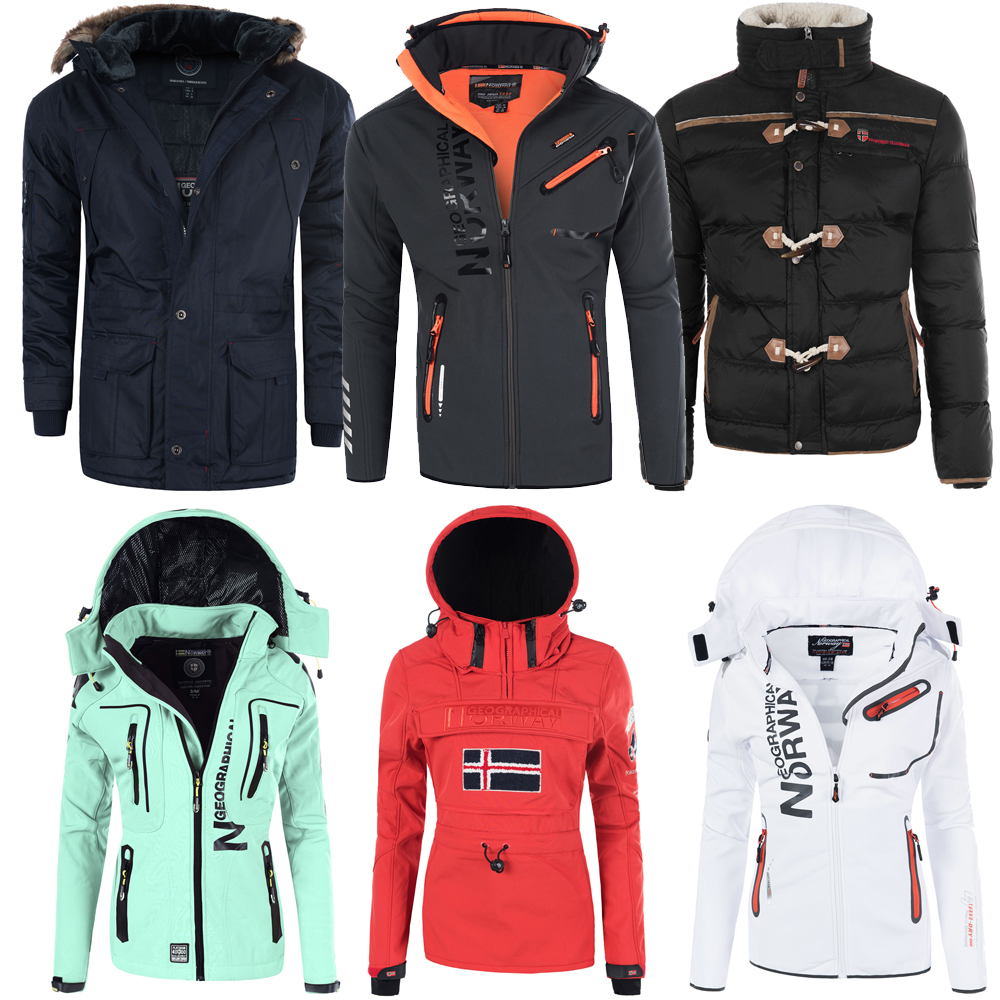 Herbst Herren Zu Norway Winterjacke Geographical Winter N625 Softshell Details Damen Jacke SUVpqGzM