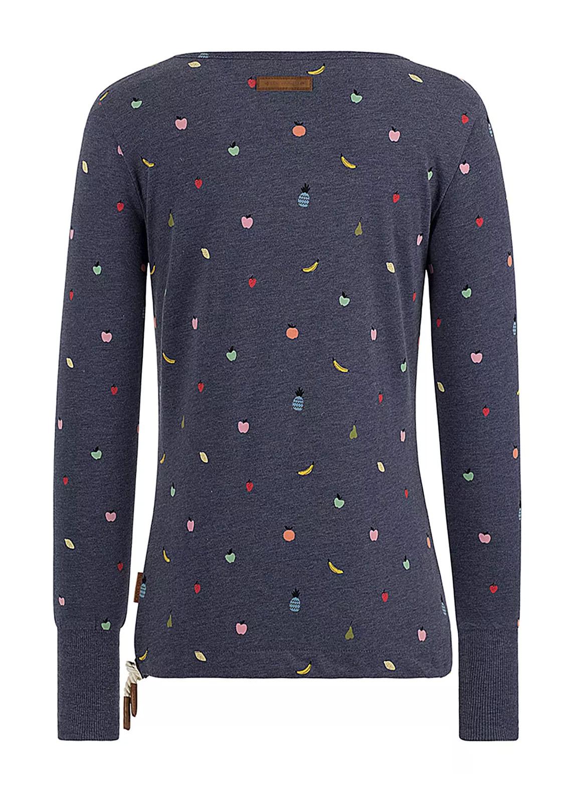 Naketano Damen Sweater Tittenfick V12 Il Sweater: Bekleidung