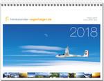 Wandkalender DIN A3, Fotokalender Segelfliegen 2018 001