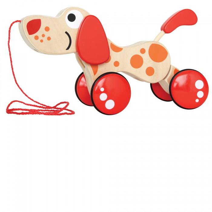 Artikelbild: Ziehtier Hündchen Puppy aus Ahorn- und Buchenholz, Hape