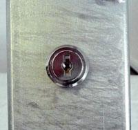 Profilzylinderschloss