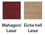 Holz und Beschichtung