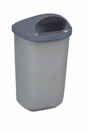 Wandabfallbehälter aus Kunststoff 50L in 4 Varianten – Bild 2