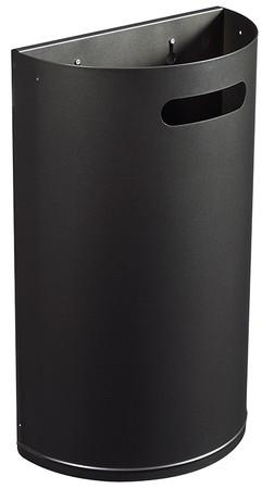 Abfallbehälter zur Wandmontage 40L in 4 Farben – Bild 1