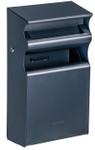 Wandabfallbehälter mit Aschenbecher 15L/2L in 6 Farben