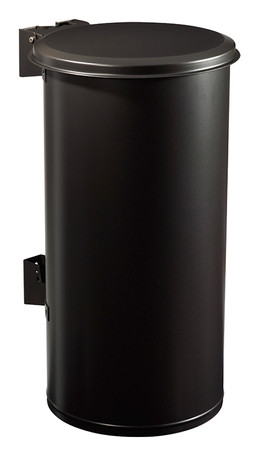 Wandabfallbehälter 80L Deckel in 5 Farben – Bild 5