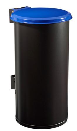 Wandabfallbehälter 80L Deckel in 5 Farben – Bild 4