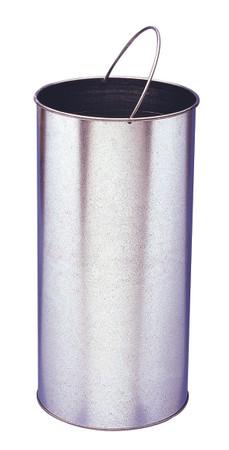Zubehör: Innenbehälter für Abfallmülleimer 40L, Feuerverzinkt
