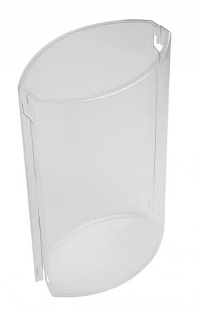 Zubehör Set: mit 2 Kunststofffronten + Boden für Abfallkorb Vigipirate