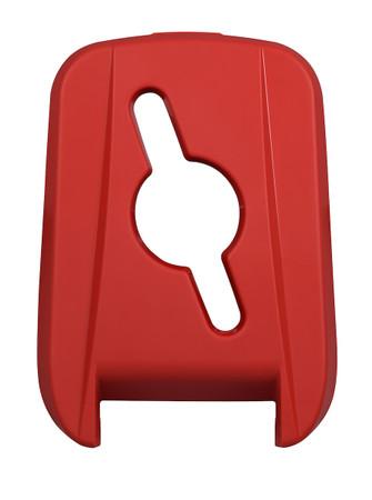 Fahrbarer Sortierbehälter, Abfallbehälter für Abfalltrennung, 110L in 5 Farben – Bild 7