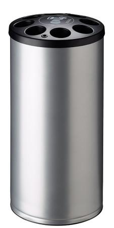 Bechersammler für 1600 Trinkbecher aus Metall in 3 Farben