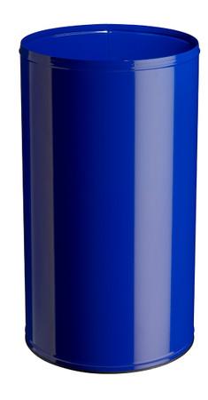Feuerfester Abfallbehälter 110 L in mehreren Farben, Optional: Deckel mit Löschfunktion
