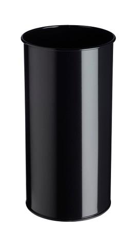 Feuerfester Abfallbehälter 50L in mehreren Farben, Optional: Deckel mit Löschfunktion – Bild 3
