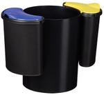 Abfalleimer zur Mülltrennung inkl. 3 Behälter 001