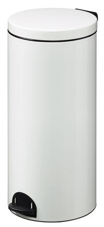 Tretmülleimer mit antibakteriellem Innenbehälter 30L in mehreren Farben – Bild 5