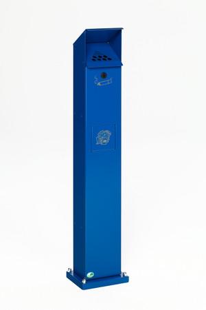 Standascher mit Abfallsammler in mehreren Farben – Bild 2