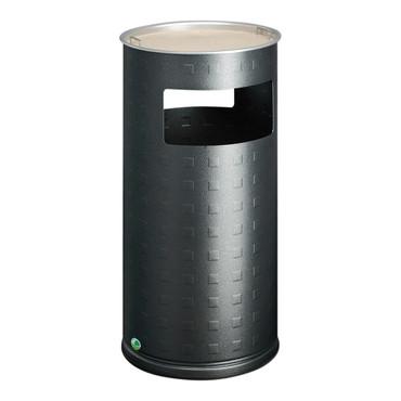Kombiascher aus Aluminium, beschichtet, 38L