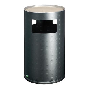 Kombiascher aus Aluminium, beschichtet, 69L
