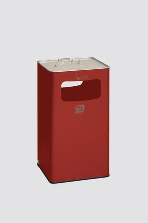 Abfallbehälter mit Ascher, 96L in 6 Farben – Bild 6