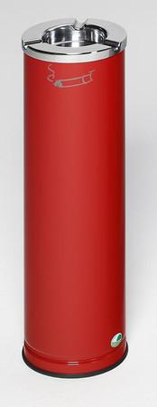 Standaschenbecher, Aschereinsatz aus Aluminium in 5 Farben – Bild 2