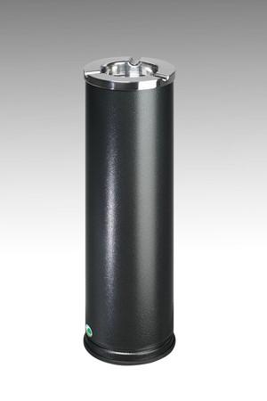 Standaschenbecher, Aschereinsatz aus Aluminium in 5 Farben – Bild 7