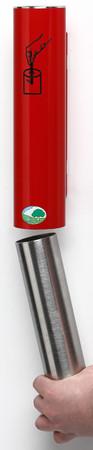 Sicherheitsascher selbstlöschend, verschließbar - 0,6L in 4 Farben – Bild 3