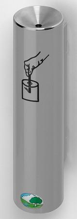 Sicherheitsascher selbstlöschend, verschließbar - 0,6L in 4 Farben – Bild 5