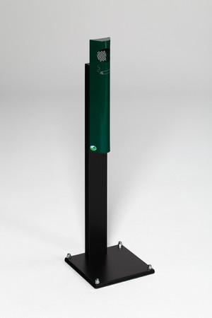 Wandascher mit Standfuß - 3,5L in 5 Farben – Bild 4