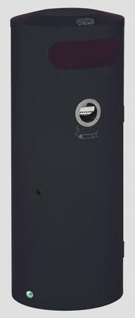 Abfallsammler mit Ascher, 70L / 4,5L in 5 Farben – Bild 6