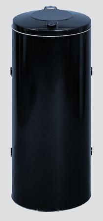 Wertstoffsammler mit Doppelflügeltür aus Stahl, 120L in mehreren Farben – Bild 8