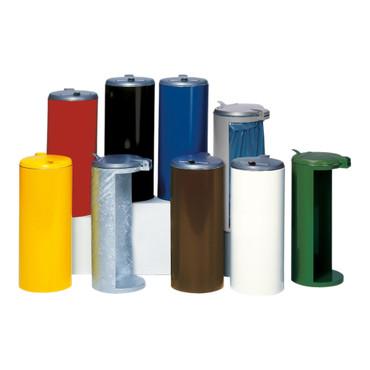 Müllsammler für 120L Abfallsäcke in mehreren Ausführungen – Bild 1