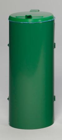 Müllsammler mit Einflügeltür für 120L Abfallsäcke in mehreren Farben – Bild 7