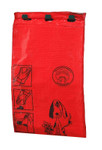 Zubehör: Hundekotbeutel rot, 1000 Stück 001