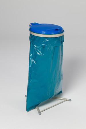 Müllsackständer mit Kunststoffdeckel in 3 Farben – Bild 2