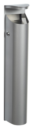Wandaschenbecher 2,5L in 4 Farben – Bild 1