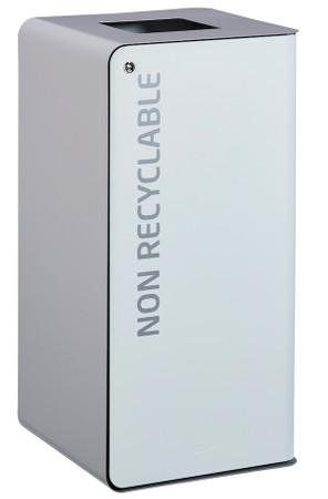 Abfallbehälter für Mülltrennung, verschiedene Ausführungen, Individuelle Gestaltung  – Bild 1