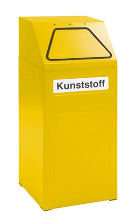 Selbstlöschende Abfallbehälter inkl. Innenbehälter, 65L in mehreren Farben – Bild 2
