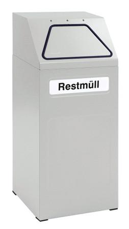 Selbstlöschende Abfallbehälter inkl. Innenbehälter, 65L in mehreren Farben – Bild 4