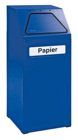 Selbstlöschende Abfallbehälter inkl. Innenbehälter, 65L in mehreren Farben – Bild 6