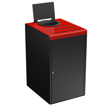 Abfalltrennbehälter, Wertstoffsammler in verschiedenen Größen und Farben – Bild 8