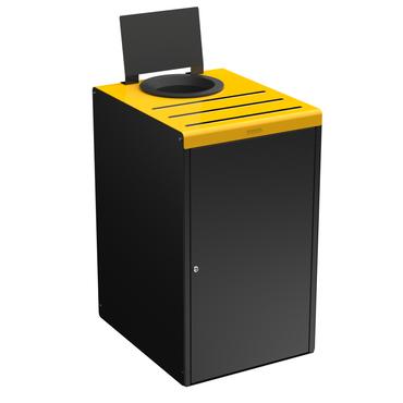 Abfalltrennbehälter, Wertstoffsammler in verschiedenen Größen und Farben – Bild 3