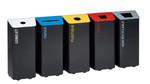 Abfalltrennbehälter für Außenbereich, 100L  in verschiedenen Farben