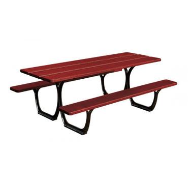 Picknick-Tisch SUVA  aus Holz in mehreren Ausführungen – Bild 2