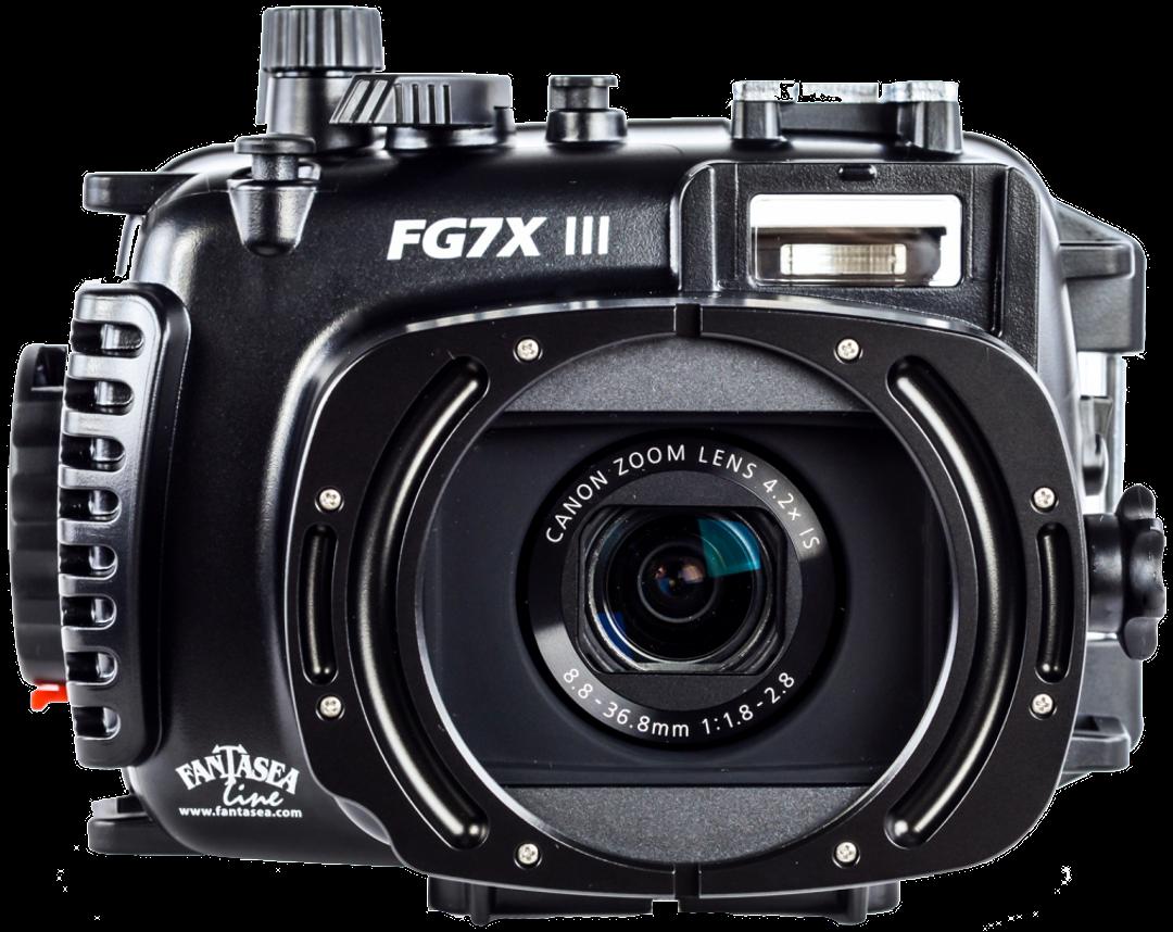 Fantasea FG7X III Vacuum Unterwassergehäuse für Canon G7 X Mark III – Bild 2