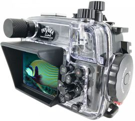 Fantasea FG7X III Vacuum Unterwassergehäuse für Canon G7 X Mark III 001
