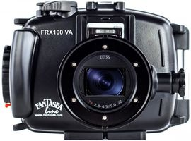 Fantasea FRX100 VA M16 Unterwassergehäuse für Sony RX100 VA & V & IV & III 001