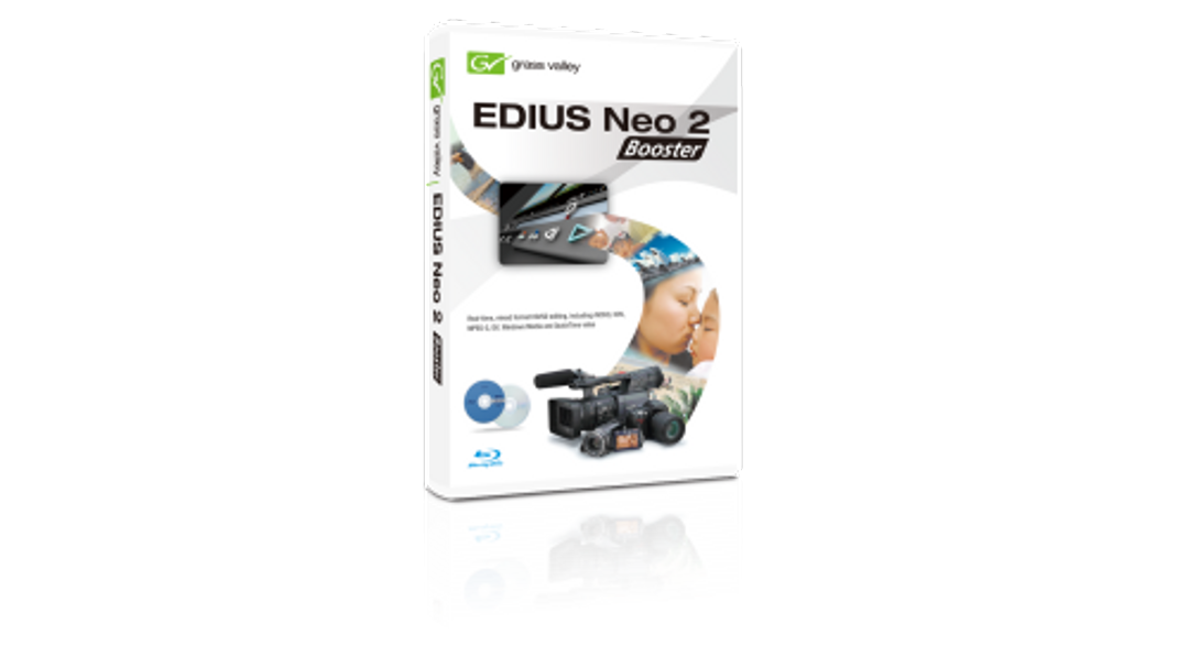 EDIUS Neo 2.5 Booster (Vollversion)