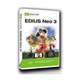 EDIUS NEO 3 (Upgrade von EDIUS Neo 2 Booster) 001
