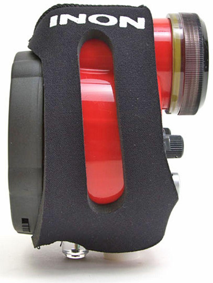INON Neoprenschutz für Z330 D200 Z240 D2000 Neopren-Blitzschutz Neoprenschoner