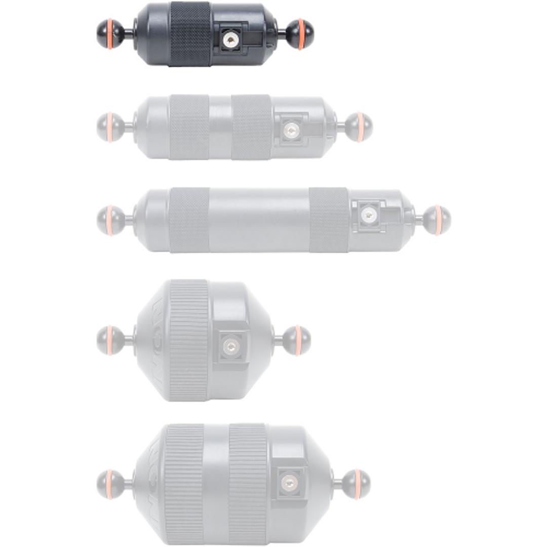 INON Float Arm S mit 75 Gramm Auftrieb – Bild 2